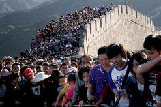 Китай: Шокирующие фотографии, показывающие, как много людей в Китае  http://cogitoplanet.com/2016/11/kitaj-shokiruyushhie-fotografii-pokazyvayushhie-kak-mnogo-lyudej-v-kitae/