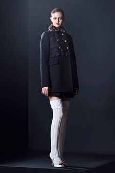 Miu Miu Pre-Fall 2010 Collection Slideshow on Style.com