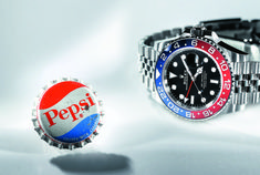 "A Hands-On Review of the Rolex GMT-Master II ""Pepsi"" Ref. 126710 BLRO 