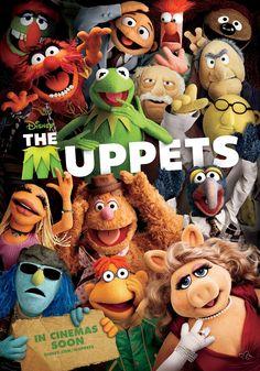 Os Muppets (The Muppets, James Bobin)