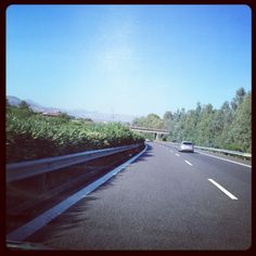 Highway Catania - Messina