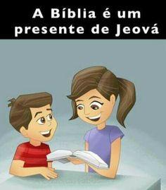 A Bíblia é um presente do Jeová...