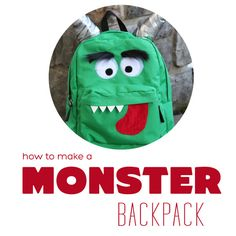 """<a href=""""http://www.yourfleece.com/blog/instructographic2/"""" target=""""_blank"""">A Monster Backpack</a>"""