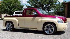 HHR pickup truck