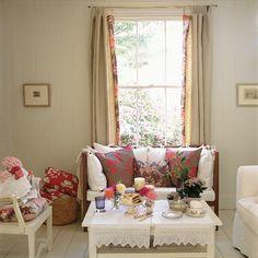 Floral Wohnzimmer Wohnideen Living Ideas Interiors Decoration