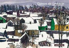 """""""Carnet de Lettonie"""" de Christophe Blain"""
