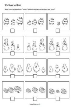 Preschool Worksheets, Kindergarten Activities, Activities For Kids, Diy For Kids, Crafts For Kids, Easter Printables, Free Prints, Colouring Pages, Easter Crafts