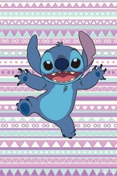 Cute Wallpaper Backgrounds, Wallpaper Iphone Cute, Lilo And Stitch Quotes, Lelo And Stitch, Stitch And Angel, Cute Stitch, Pikachu, Disney Phone Wallpaper, Character Wallpaper