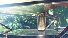 In respect of Shinkai Makoto. Before the Chinese version《your name》hitting the cinema, I cut the 《The Garden Of Words》's 70+ scenes and make some gifs. Hope u guys like it and you can contact me for more by http://weibo.com/devinsparker5/