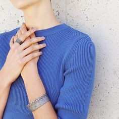 Puntillista AW15 jewelry collection by Joid'art
