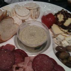 Homemade antipasto platter Antipasto Platter, Homemade, Meat, Food, Home Made, Essen, Meals, Yemek, Hand Made