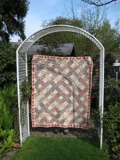 Antiker Quilt