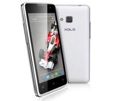 Xolo Q500, Quad-Core Dual-SIM Android Smartphone