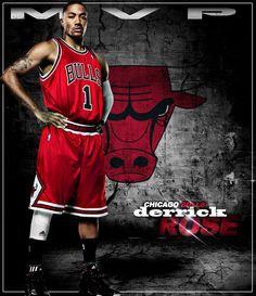 a0050969a042 HD Wallpaper and background photos of Derrick Rose for MVP for fans of NBA  images.
