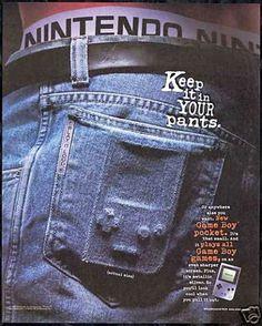 35 publicités retro et WTF des jeux vidéo des années 80/90 (image)