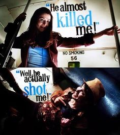 Alice Syfy :) Funniest comments between Alice and Hatter ;D