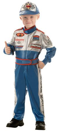 speedway superstar racing kids costume racing costumes