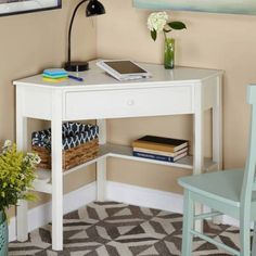 corner built in desk for small rooms inside pinterest small