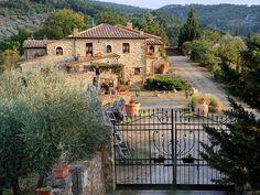 Villa in Seggiano