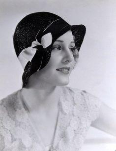 Movie star Madge Evans, 1930s.