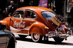 Coca Cola Style VW