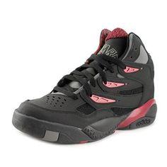 0e9bf5e4a643 Adidas Mutombo Men US 7.5 Black Sneakers