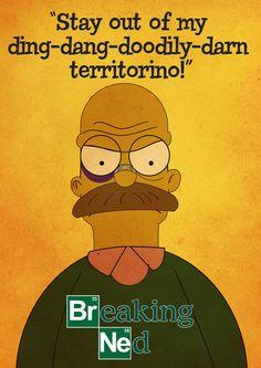 Breaking Ned.