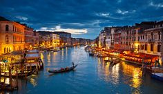 Venice the water city