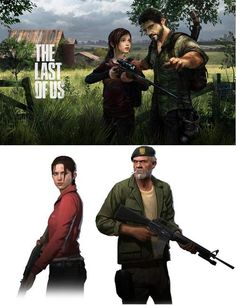 The Future of #LastofUs? #Left4Dead