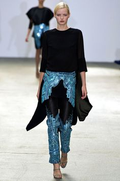 Antonio Berardi Spring 2013 Ready-to-Wear Collection Slideshow on Style.com