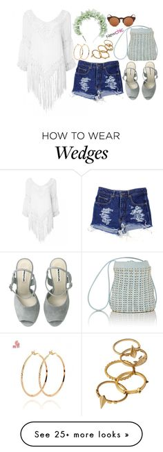 """""""1153."""" by adc421 on Polyvore featuring Paco Rabanne, yunotme and Maria Black"""