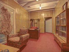 Enver Hoxha's secret bunker