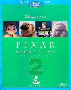 PIXAR SHORT FILMS COLLECTION-V02 (BLU-RAY/DVD/2 DISC COMBO) CHILDREN/FAMILY Genre: CHILDREN/FAMILY Media Format: Blu-Ray