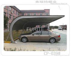 Vehicle_shelter_aluminum_alloy_carport_car_Awning_carbarn_garage_carport.jpg 570×456 pixels