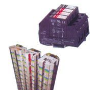 Modular terminal blocks from Phoenix Contact can be easily bridged and are available with a variety of connection technologies with high quality. http://www.sovereign-sales.com/electricals.php