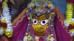 #Hare #Krishna #Iskcon #London #shringar #arti 28.2.16#live #Mayapur.tv #Jai #Subhdra #Devi #Ki by dishantbt05