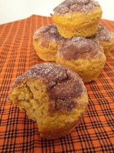 Pumpkin Muffins #fooddonelight #lowcaloriemuffin #healthymuffin #pumpkinmuffin