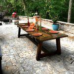 DIY Farmhouse Table for less than $200