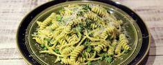 Pea Pesto Pasta Recipe | The Chew - ABC.com