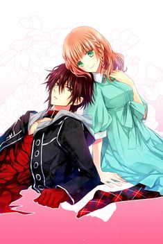 Amnesia - Shin and Heroine