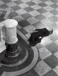 Ingrid Bergman in Notorious (1946, Alfred Hitchcock) Photo by Gaston Longet. (via)