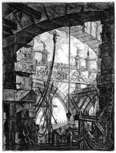 "Piranesi's ""Imaginary Prisons"" | Italian Ways"