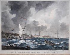 Het overrompelen der boot van Van Speijk