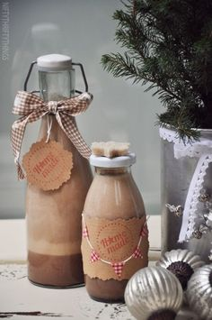 Yummy homemade Baileys is not only delicious during Christmas time.