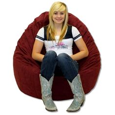 Ultrasuede Bean Bag Chair Review And Giveaway 21799 Value Exp 5 7