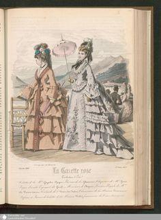 204 - No 11. - La Gazette rose - Seite - Digitale Sammlungen - Digitale Sammlungen