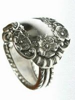 Spoon Ring Tutorial - How To Make A Ring With A Spoon Step By Step