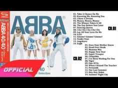 ABBA Greatest Hits (New 2015 Edition) - The Best Of ABBA