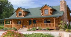 63 Favourite Small Log Cabin Homes Design Ideas - Home/Decor/Diy/Design Log Cabin Home Kits, Cabin Kit Homes, Log Cabin Living, Log Home Plans, Log Homes, Barn Plans, Small Log Cabin Plans, Log Cabin Floor Plans, Tennessee