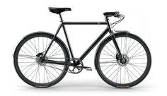 Vind bicycles by Thomas Larsen Røed, via Behance